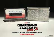 Filmmusik: Guardians Of The Galaxy: Awesome Mix Vol.2 (MC)
