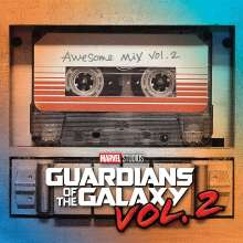 Filmmusik: Guardians Of The Galaxy: Awesome Mix Vol.2, LP