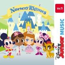 Cantor, Rob / Goings, Genevieve: Disney Junior Music Nursery Rhymes Vol.1, CD