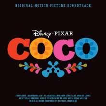 Filmmusik: Coco (International-Edition), CD