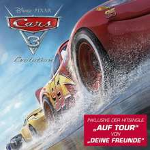 Filmmusik: Cars 3: Evolution (Original Soundtrack Songs), CD