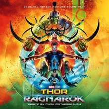 Filmmusik: Thor: Ragnarok, CD
