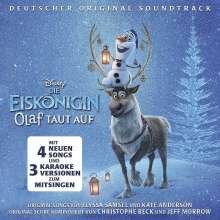 Filmmusik: Die Eiskönigin: Olaf taut auf (Deutscher Original Soundtrack), CD
