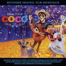 Filmmusik: Coco: Lebendiger als das Leben (Deutsche Version), CD