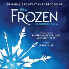 Musical: Frozen: The Broadway Musical, CD