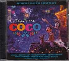 Filmmusik: Coco: Lebendiger als das Leben (Flämische Version), CD