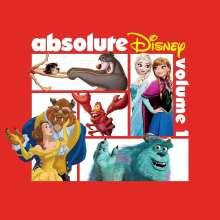 Filmmusik: Absolute Disney: Volume 1, CD