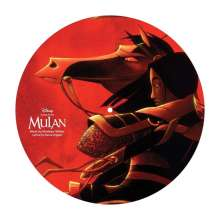 Filmmusik: Songs From Mulan (Picture Disc), LP
