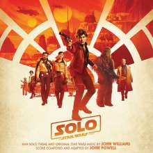 Filmmusik: Solo: A Star Wars Story, CD