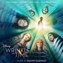 Filmmusik: A Wrinkle In Time (DT: Das Zeiträtsel), CD