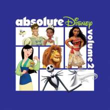 Filmmusik: Absolute Disney: Volume 2, CD