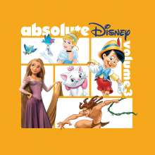 Filmmusik Sampler: Filmmusik: Absolute Disney: Volume 3, CD