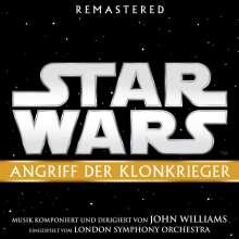 Filmmusik: Star Wars: Angriff der Klonkrieger, CD