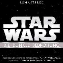 Filmmusik: Star Wars: Die dunkle Bedrohung, CD