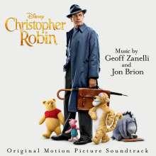 Filmmusik: Christopher Robin, CD