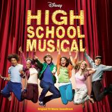 Filmmusik: High School Musical (O.S.T.) (Gold Vinyl), LP