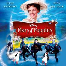 Filmmusik: Mary Poppins (Deutscher Original Film-Soundtrack), CD