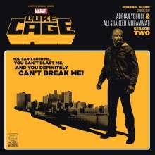 Ali Shaheed Muhammad & Adrian Younge: Filmmusik: Marvel's Luke Cage - Season Two (O.S.T.) (180g), 2 LPs