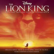 Filmmusik: The Lion King, LP
