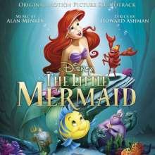 Filmmusik: The Little Mermaid, LP