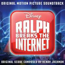 Filmmusik: Ralph Breaks The Internet: Wreck It Ralph 2, CD