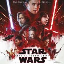 Star Wars: Die letzten Jedi (Filmhörspiel), CD