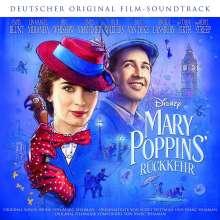 Filmmusik: Mary Poppins' Rückkehr, CD