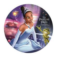 Filmmusik: The Princess And The Frog (Picture Disc), LP