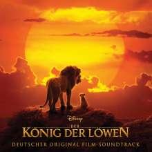 Filmmusik: Der König der Löwen (Deutscher Original Film-Soundtrack), CD