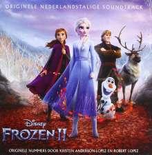 Filmmusik: Die Eiskönigin 2 (Dutch Version), CD