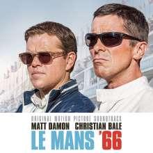 Filmmusik: Le Mans '66, CD