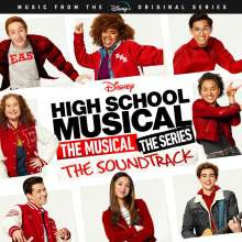 Filmmusik: High School Musical: The Musical / The Series / The Soundtrack, CD
