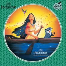 Filmmusik: Songs From Pocahontas (Picture Disc), LP