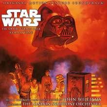 John Williams: Filmmusik: Star Wars: The Empire Strikes Back (remastered) (180g), 2 LPs