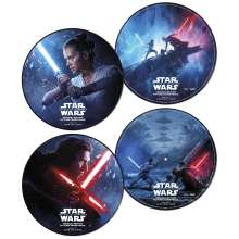 John Williams: Filmmusik: Star Wars: The Rise Of Skywalker (O.S.T.) (Picture Disc), 2 LPs