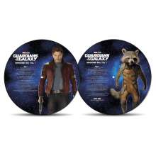 Filmmusik: Guardians Of The Galaxy Vol. 1 (Limited Edition) (Picture Disc), LP