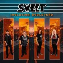 The Sweet: Isolation Boulevard (Limited Edition) (Coke Bottle Vinyl), LP