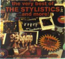 The Stylistics: Very Best Of & More, CD