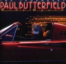 Paul Butterfield: Rides Again, CD