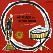 Clifford Brown & Max Roach: In Concert, CD