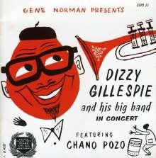 Dizzy Gillespie (1917-1993): Dizzy Gillespie & His Big Band In Concert 1948, CD