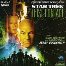 Jerry Goldsmith (1929-2004): Filmmusik: Star Trek: First Contact, CD