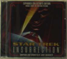 Jerry Goldsmith (1929-2004): Filmmusik: Star Trek: Insurrection (Expanded Edition), CD