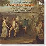 Peter Maxwell Davies (1934-2016): A Celebration of Scotland, CD