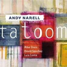 Andy Narell: Tatoom, CD