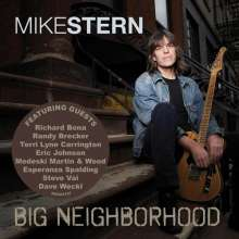Mike Stern (geb. 1953): Big Neighborhood, CD