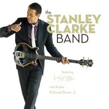 Stanley Clarke (geb. 1951): The Stanley Clarke Band, CD