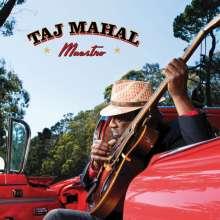 Taj Mahal: Maestro, CD