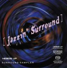 Jazzin' Surround - Heads Up Sampler, Super Audio CD