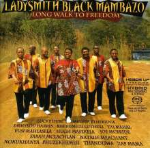 Ladysmith Black Mambazo: Long Walk To Freedom, SACD